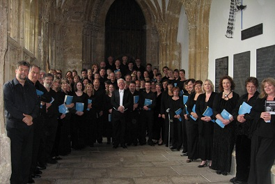 Somerset Chamber Choir at Wells Cathedral